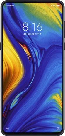 Смартфон Xiaomi Mi Mix 3 5G 64GB/6GB (Black/Черный)