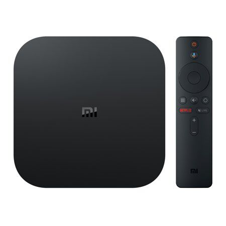 Xiaomi Mi Box S 4K HDR (Black)