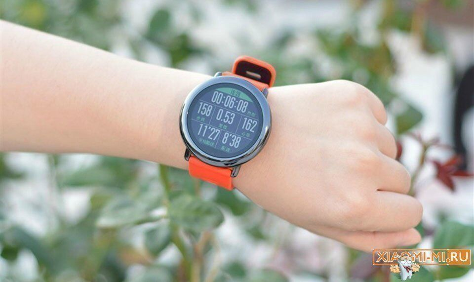 Huami Smart Watch