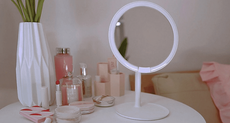Дизайн зеркала Xiaomi Amiro Mirror For Love