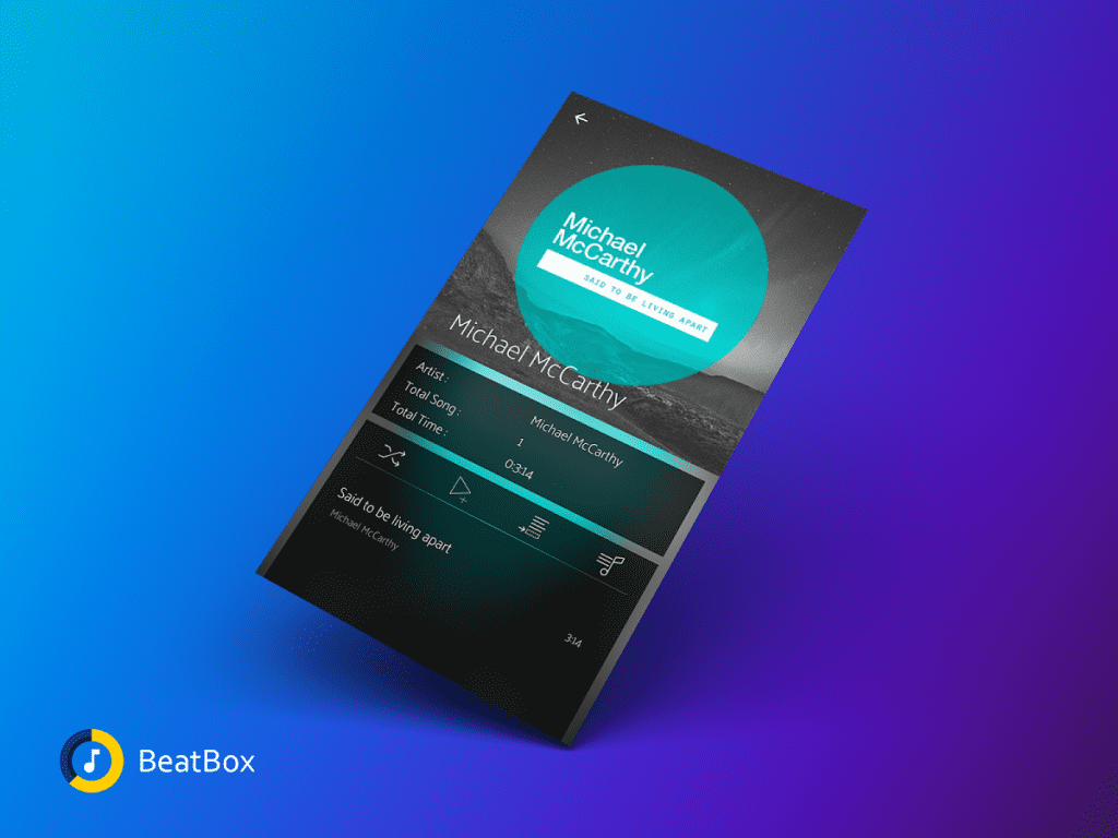 Beatbox Music Player