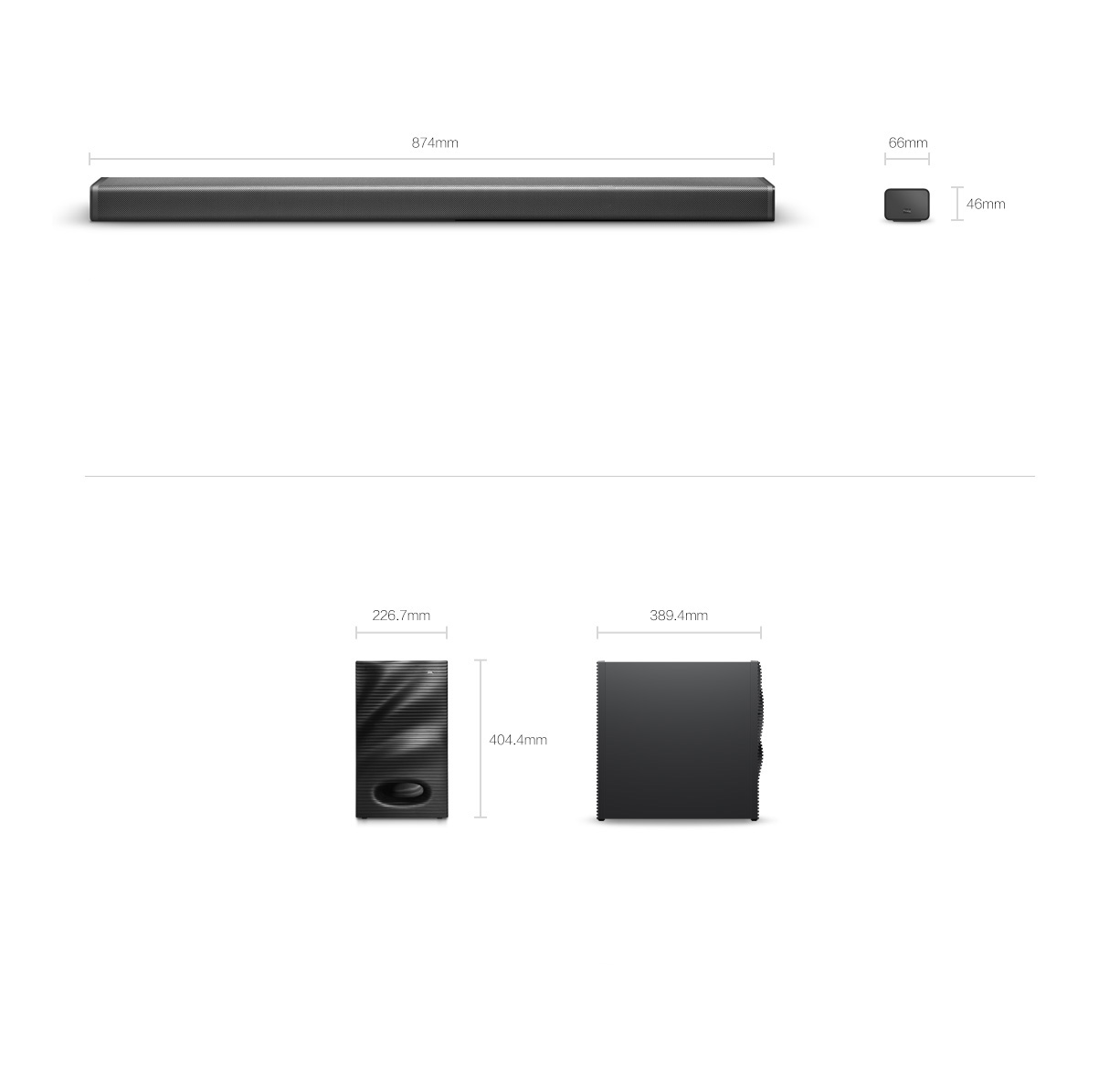 Xiaomi Mi Home Audio Standard.