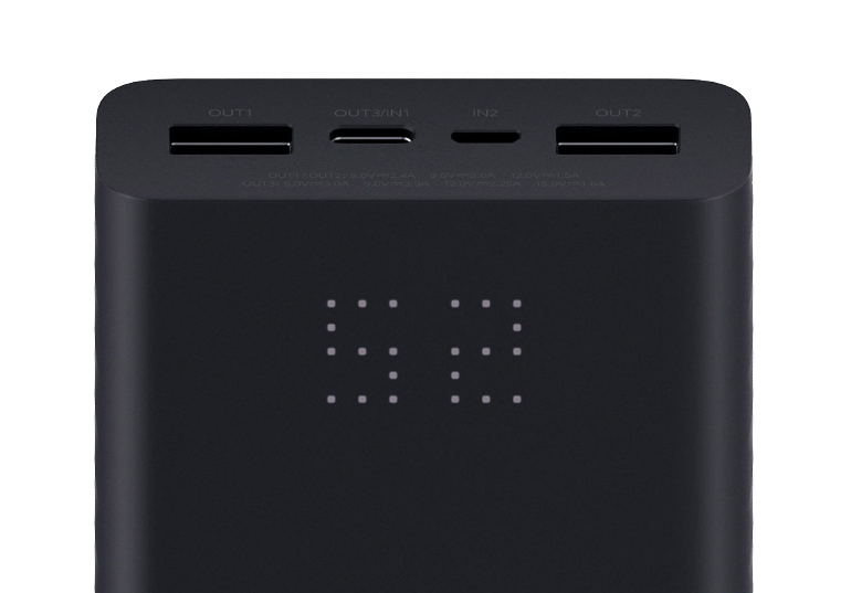 Xiaomi ZMI Aura Power Bank QB822 20000 mAh