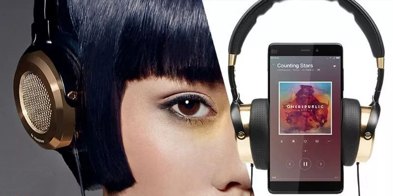 Mi Headphones наушники