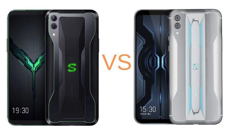 Сравнение Xiaomi Black Shark 2 и Black Shark 2 Pro, что выбрать, плюсы и минусы игровых смартфонов Сяоми