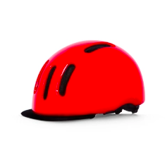 Шлем Qicycle Helmet City Leisure (Red/Красный)