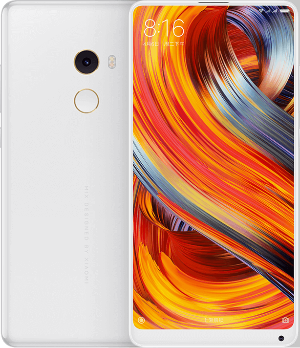 Смартфон Xiaomi Mi MIX 2 64GB/6GB (White/Белый)