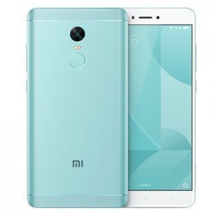 Xiaomi Redmi Note 4X Pro 64GB/4GB Hatsune Miku Exclusive Ростест (Green/Зеленый)