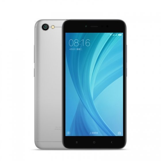 Смартфон Xiaomi Redmi Note 5A 16GB/2GB (Gray/Серый)