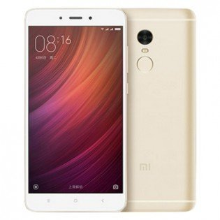 Xiaomi Redmi Note 4 64GB/3GB Ростест (Gold/Золотой)