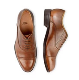 Xiaomi Qimian Oxford Shoes (Brown)