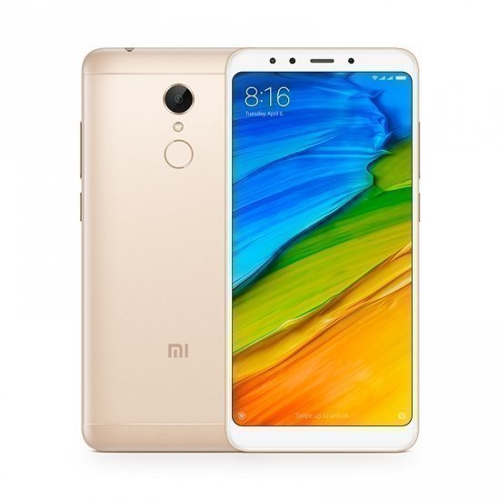 Смартфон Xiaomi Redmi 5 32GB/3GB (Gold/Золотой)