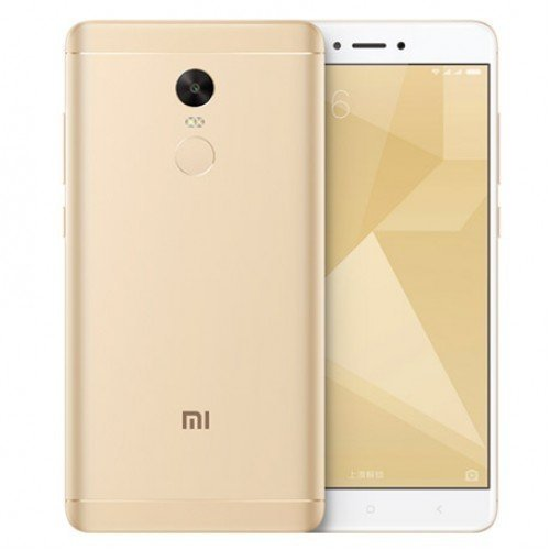 Смартфон Xiaomi Redmi Note 4X 32GB/3GB (Gold/Золотой)