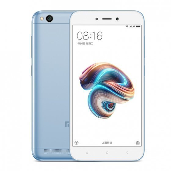 Смартфон Xiaomi Redmi 5A 16GB/2GB (Blue/Голубой)