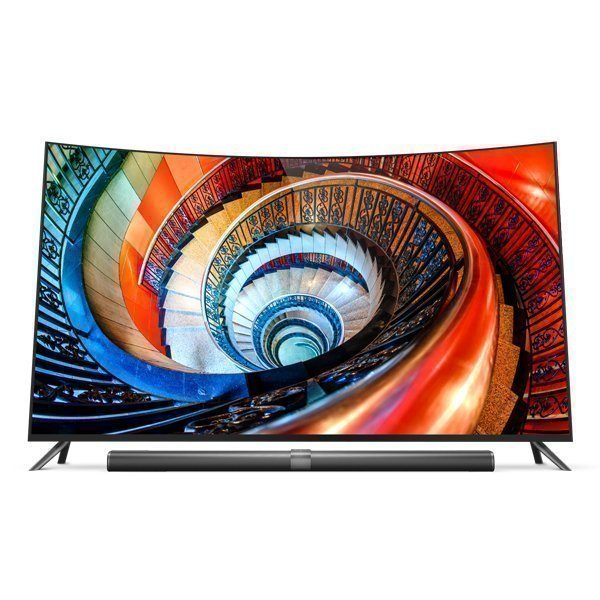 "Xiaomi Mi TV 3S Surface/Curved 65"" (Black)"
