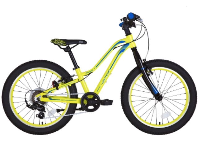 Xiaomi QiCycle Young Mountain Bike XC200 (Yellow)