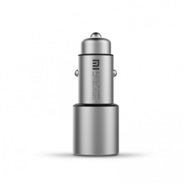 Xiaomi Mi Car Charger Pro (Gray)