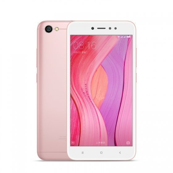 Смартфон Xiaomi Redmi Note 5A 64GB/4GB (Pink/Розовый)