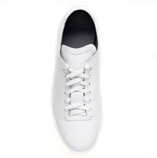 90 Points Sub-Leather Shoes (White)