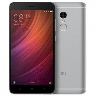 Xiaomi Redmi Note 4 16GB/2GB Ростест (Gray/Серый)