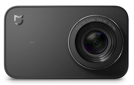 Xiaomi MiJia Small Camera 4K (Black)