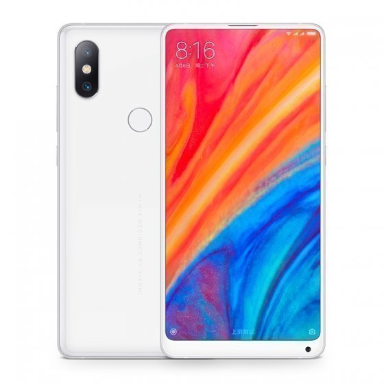Смартфон Xiaomi Mi MIX 2S 128GB/6GB (White/Белый)