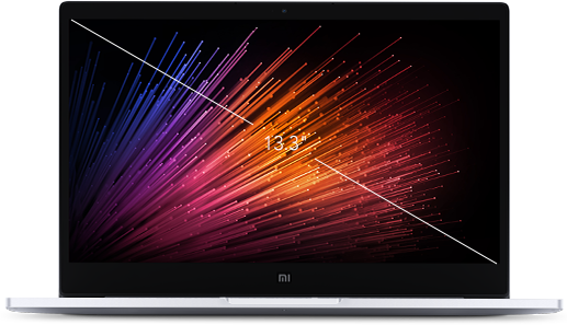 Xiaomi Mi Notebook Air 13.3 Exclusive Edition (Gold)