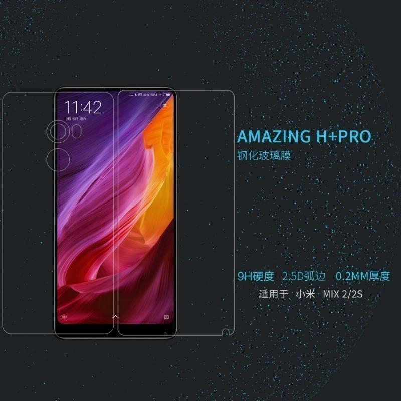 Защитное стекло для Xiaomi Mi Mix 2 Nillkin H+Pro Anti ...