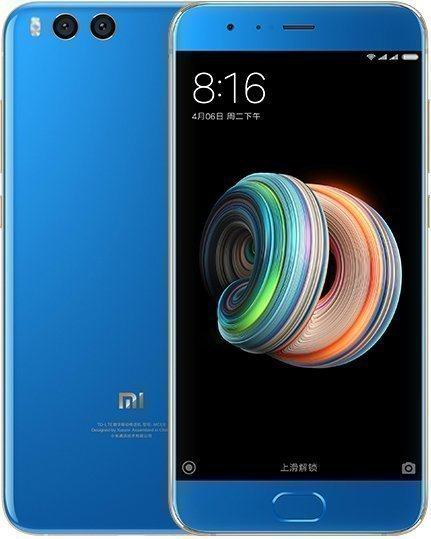 Смартфон Xiaomi Mi Note 3 64GB/4GB (Blue/Синий)
