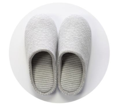 Xiaomi Cotton Slippers (Light Gray)