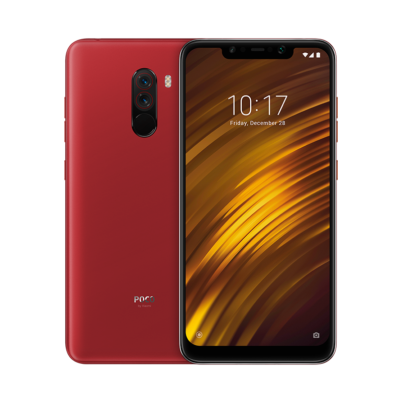 Смартфон Xiaomi Pocophone F1 256GB/8GB (Red/Красный)