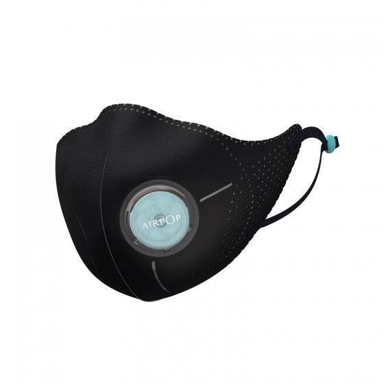 AirPOP Light 360° Anti-haze Masks (Black)