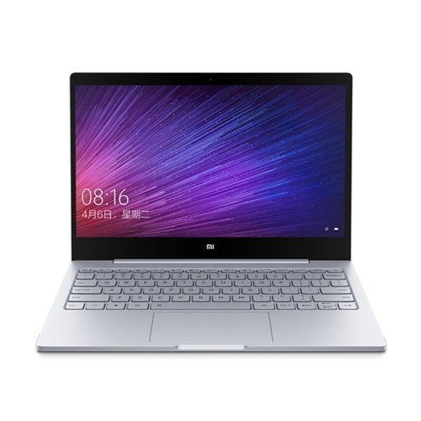 Xiaomi Mi Notebook Air 13.3 Fingerprint Recognition 2017 i7 8GB/256GB/GeForce MX150 (Silver)