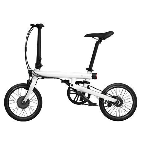 Xiaomi MiJia QiCycle Folding Electric Bike (White)
