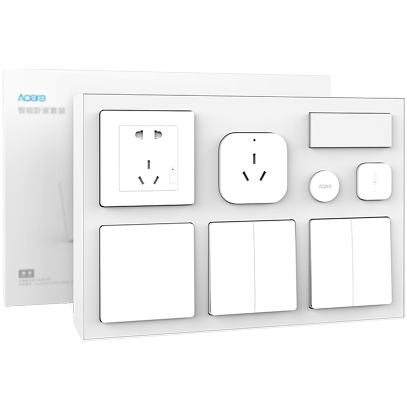 Xiaomi Aqara Smart Bedroom Set (White)