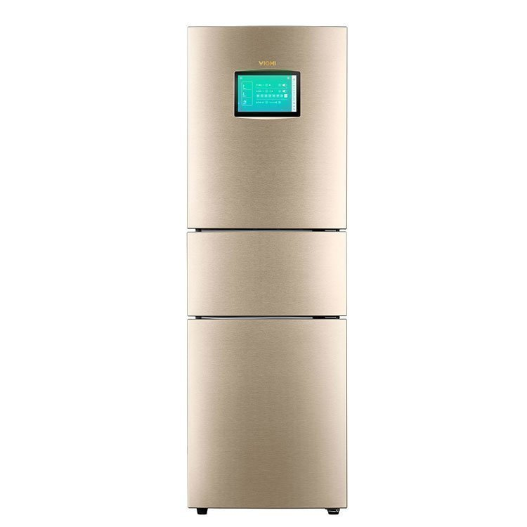 Умный холодильник Viomi Smart Refrigerator iLive Voice Edition (Gold/Золотой)