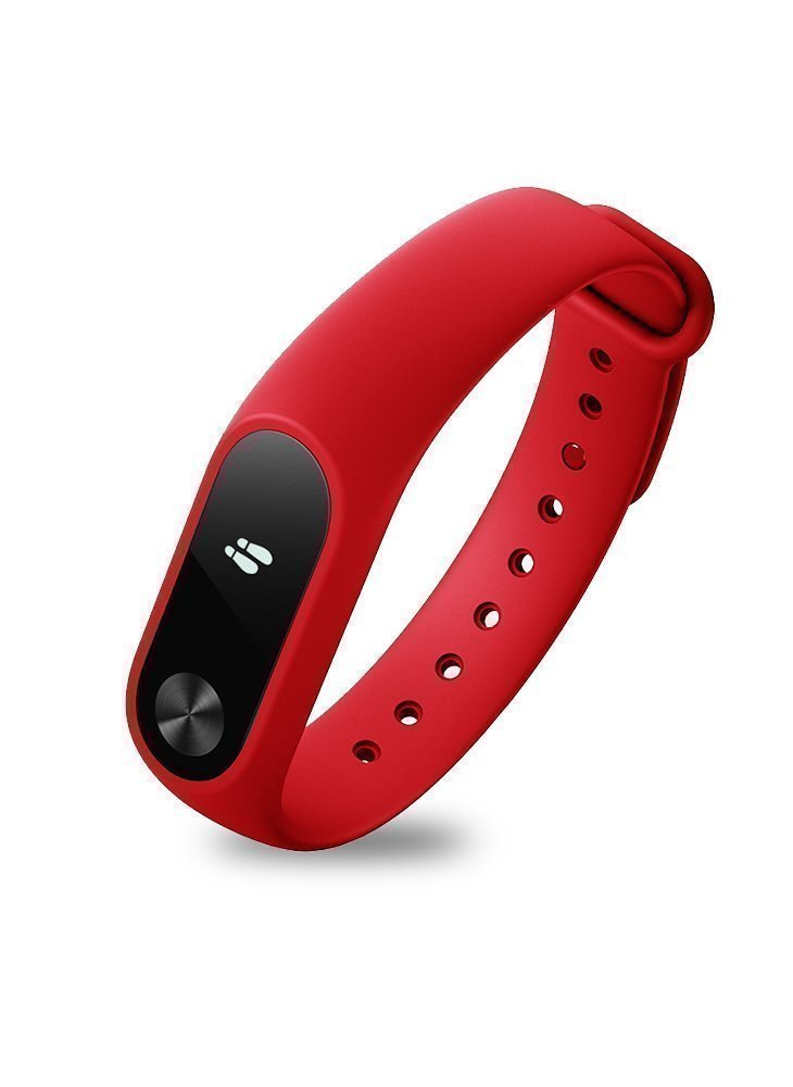 Фитнес браслет Xiaomi Mi Band 2 Red купить в Москве