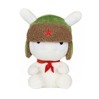 Xiaomi Hare Sitting Toy (White) - фото