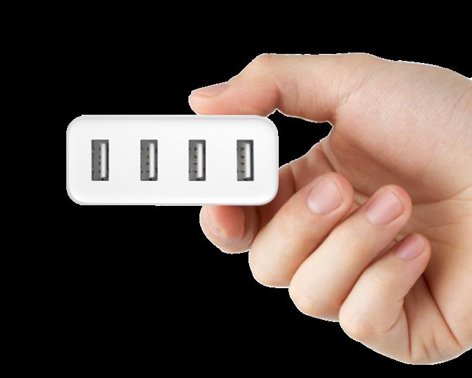 Зарядное устройство для телефона Xiaomi: компактнее не бывает