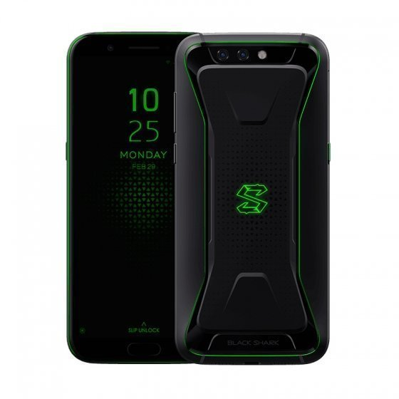 Смартфон Xiaomi Black Shark 128Gb/8Gb (Black/Черный)