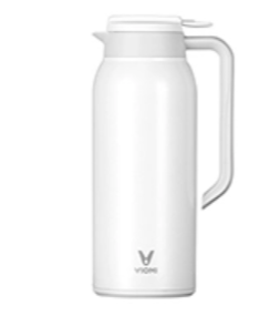 Viomi Steel Vacuum Pot 1.5L (White) - фото