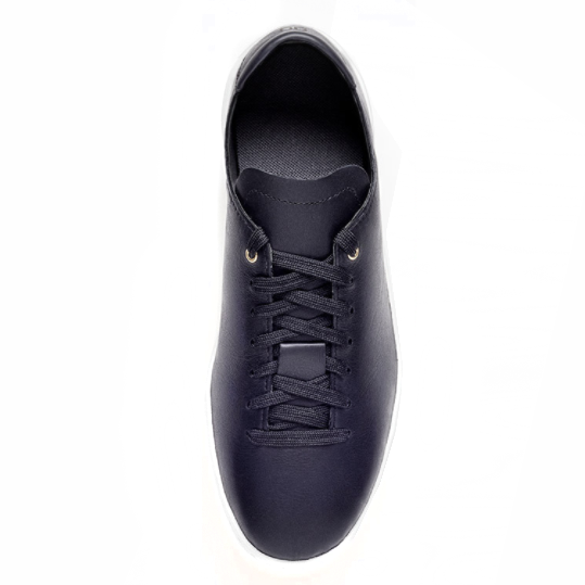 90 Points Sub-Leather Shoes (Black)