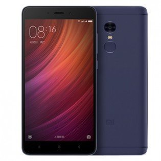 Xiaomi Redmi Note 4 64GB/3GB Ростест (Blue/Синий)