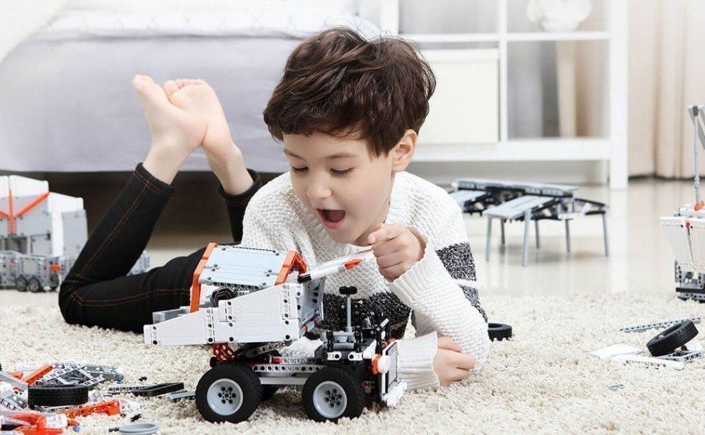 Новый конструктор Сяоми рассчитан не только для детей