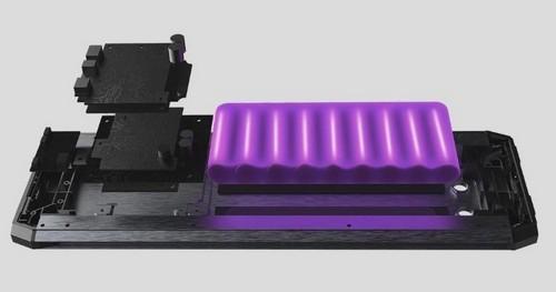 Внешний вид мотора скейтборда Xiaomi