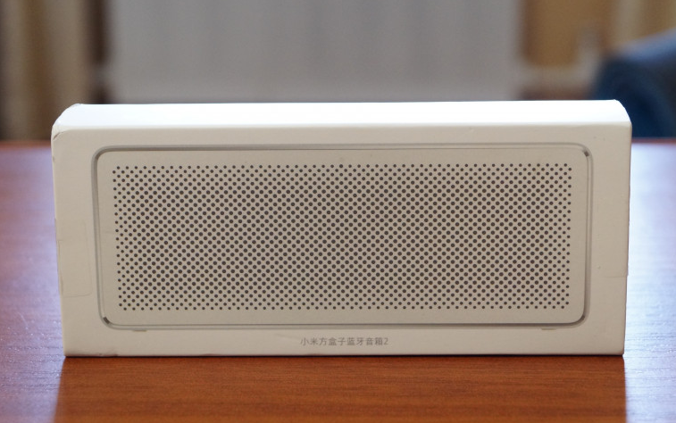 Колонка Xiaomi Mi Square Box Bluetooth Speaker 2 в коробке