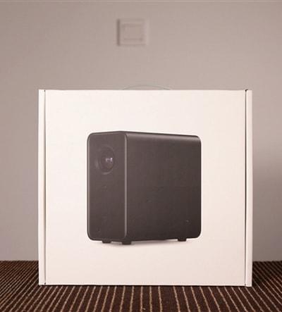 Дизайн упаковки проектора Сяоми TYY01ZM