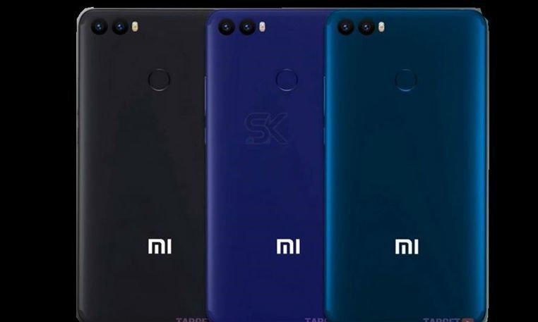 Xiaomi Mi Max 3: вид сзади