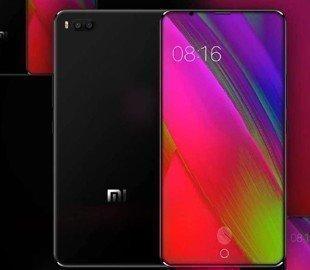 Одно из предполагаемых изображений Xiaomi Mi7