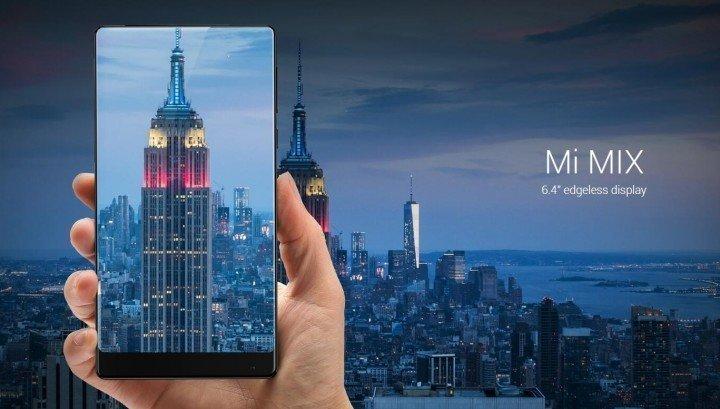 Дисплей Xiaomi Mi MIX 2
